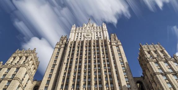 МИД РФ: Россия надеется на мирное урегулирование ситуации в Грузии