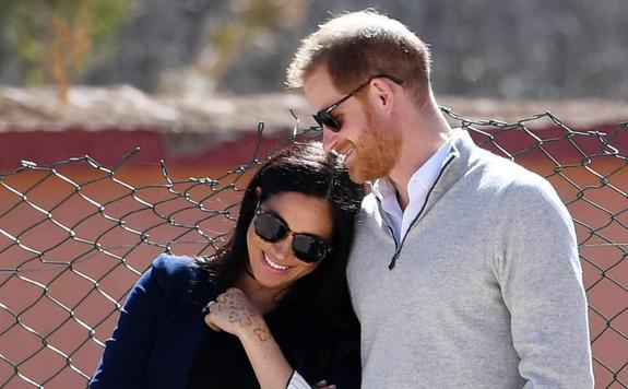 В Великобритании возмущаются расходами короны на герцога и герцогиню Сассекских
