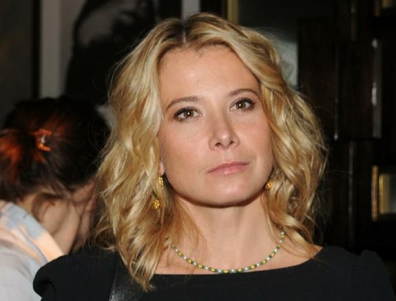 45-летняя Юлия Высоцкая показала лицо без капли косметики