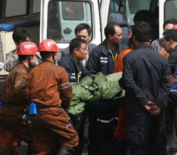 В Китае при взрыве на предприятии погибли шесть человек