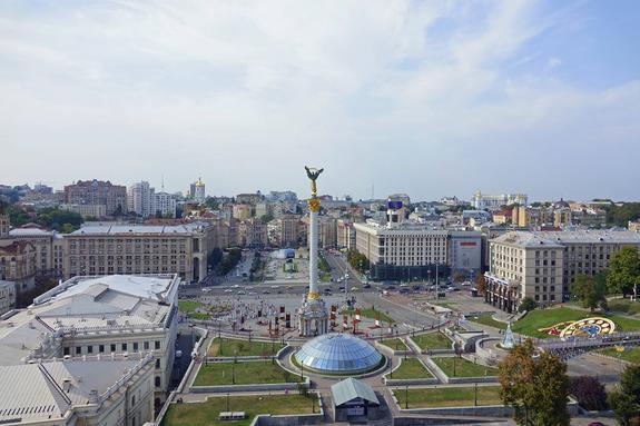 В Раде сообщили о предложении партии Зеленского перенести столицу Украины из Киева