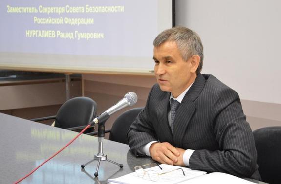 """Нургалиев о развитии самбо: """"Мы взяли курс на массовость и интеграцию в различные сферы жизни"""""""