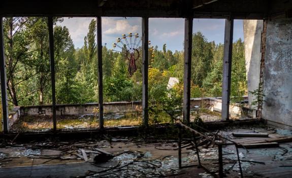 В Чернобыле задержаны российские и британские сталкеры