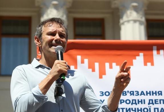 Бывший министр Украины назвал имя возможного премьера при президенте Зеленском