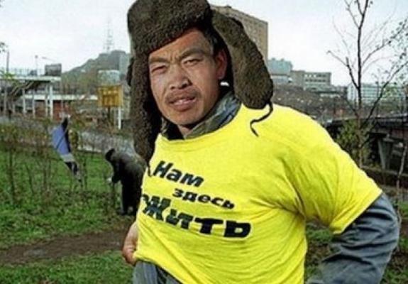 Мэром будет китаец