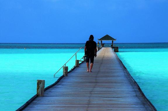 Эксперты объяснили, почему кризис не повлиял на желание россиян отдыхать на Мальдивах