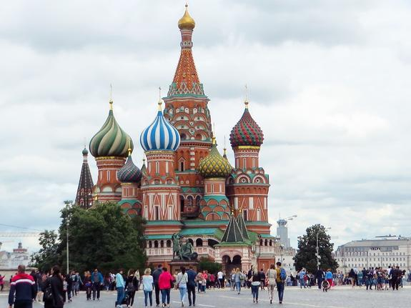 В российской столице составили портрет типичного туриста