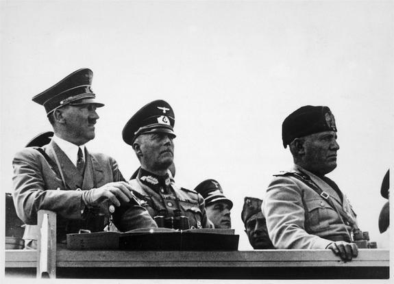 Каким бы стал мир, если бы Германия победила во Второй мировой войне?