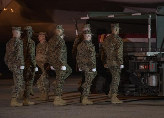 США готовы будут вывести из Афганистана 5 тысяч военных