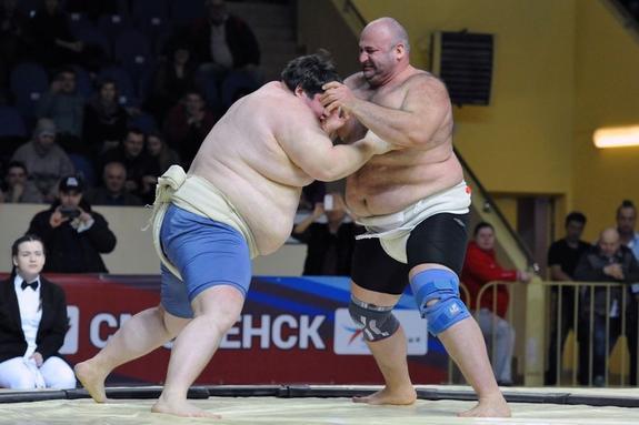 Сумо может стать главным видом спорта на Олимпиаде в России
