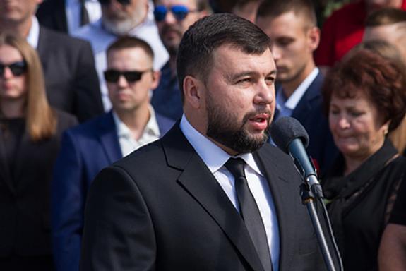 Курс ДНР на вхождение в состав России не противоречит Минским соглашениям - заявил Пушилин