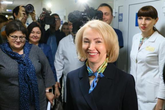 Ирина Гехт рассказала о необходимости кадровых перестановок в здравоохранении
