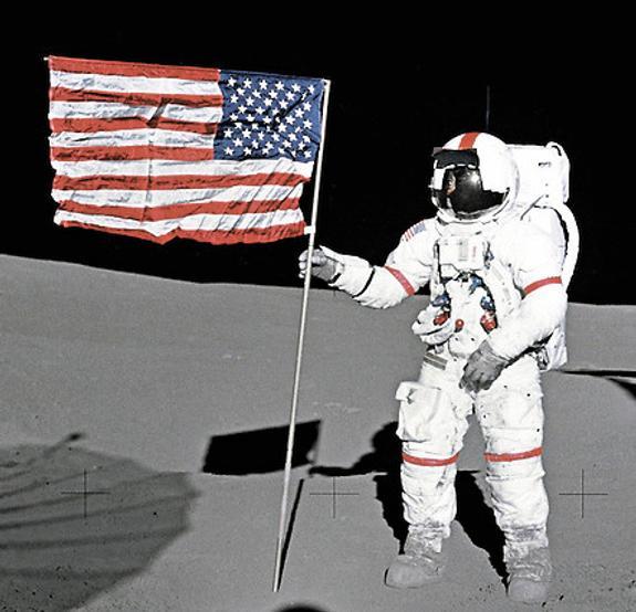 Американцы боятся русских на Луне
