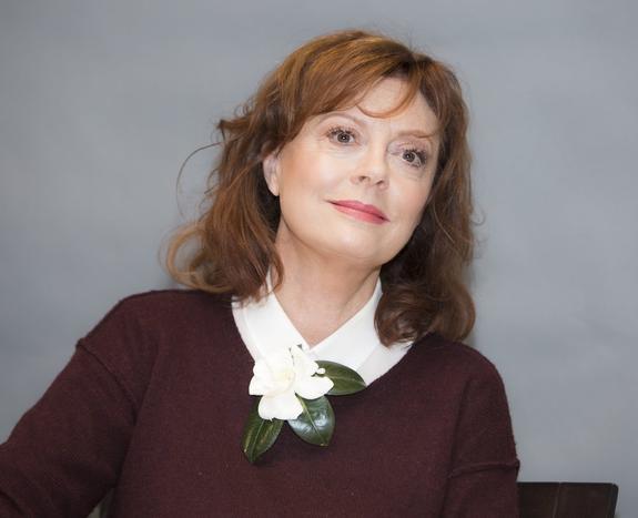 Актриса Сьюзан Сарандон: Я верю в любовь, но не верю в долгий брак
