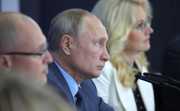 Путин предложил создать госкорпорацию в сфере здравоохранения