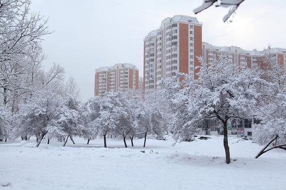 Гидрометцентр: зимний период в средней полосе России сокращается