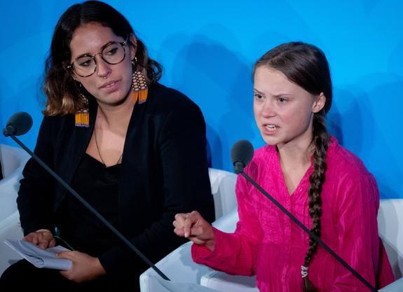 Грета Тунберг: использование детей в политических целях