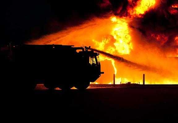 При пожаре в Московской области погибли женщина и четверо детей