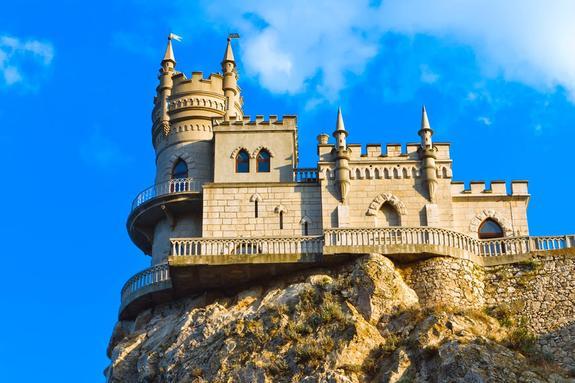 Незабываемое путешествие: от Евпатории до Ялты
