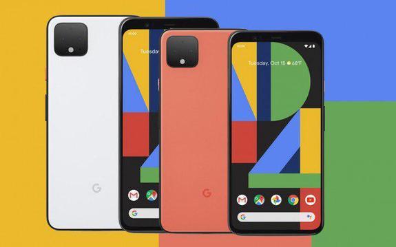 Google Pixel 4 в коробке из-под пиццы. А что внутри и сколько стоит?