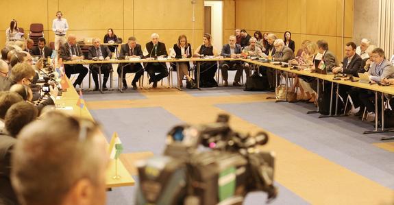 Участие СМИ в противодействии терроризму обсудят на Кипре