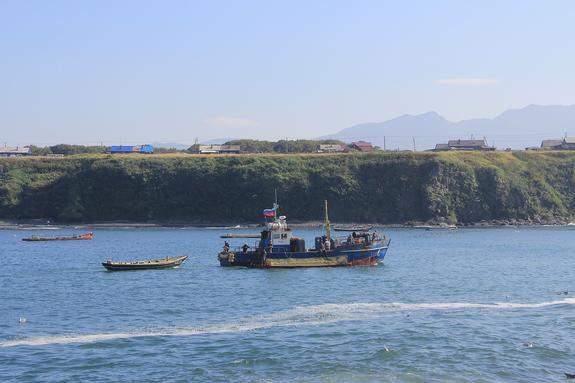 В посольстве России не оценили шутку японцев про Курильские острова
