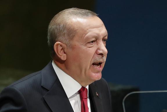 Эрдоган предоставил подробности телефонного разговора с Трампом