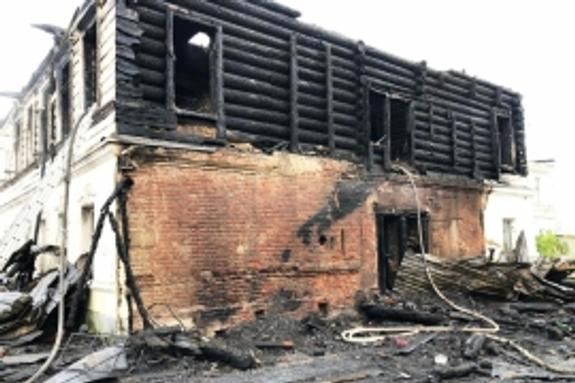 Подозреваемый в поджоге дома в Ростове, где погибли 5 детей и 2 взрослых, признался в содеянном