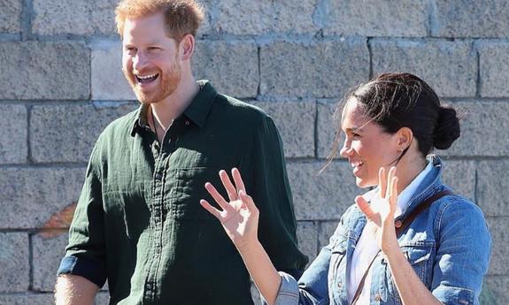 Меган Маркл призналась, что друзья были против свадьбы с принцем Гарри