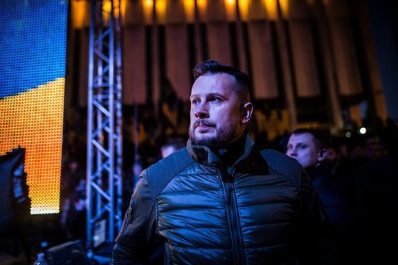 Украине предрекли гражданскую войну после захвата власти радикалами Билецкого