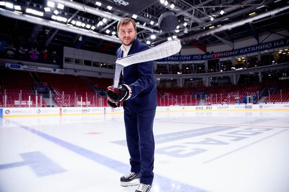 В Челябинске появится шоу о хоккейной жизни