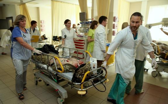 Так ли все плохо с врачами в Латвии?