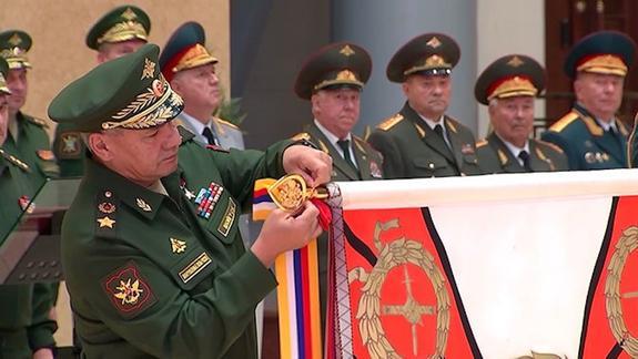 Военный университет МО РФ отмечает 100-летний юбилей