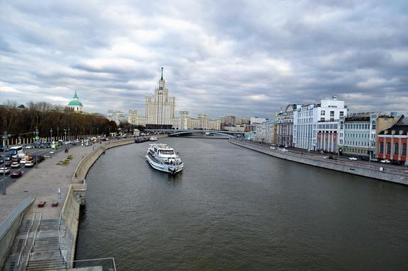 """В Москве на завтра объявили """"желтый"""" уровень погодной опасности"""