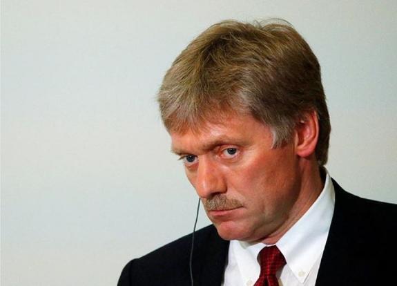 Пескову задали вопрос о возможности штрафа для Путина