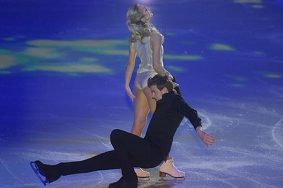 Виктория Синицина и Никита Кацалапов  победили  в танцах на льду на этапе Гран-при в Китае