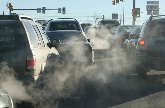 Задохнется ли Красногорск от выхлопов машин?