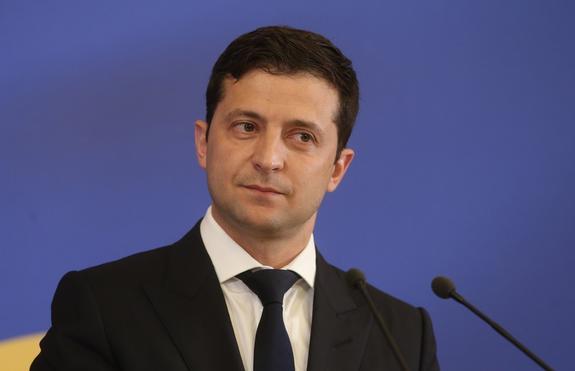 Владимир Зеленский уволил своего представителя в правительстве Украины