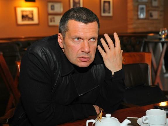 Соловьев любит  Украину, но ненавидит некоторых украинцев