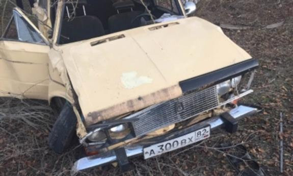 В Крыму пьяная мать бросила погибшего в ДТП ребенка