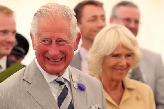 Принц Чарльз сделал первый пост в Instagram