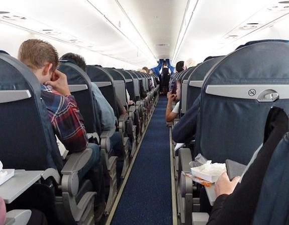 Аэропорт в Уфе оштрафован за безбилетницу из психбольницы в самолете