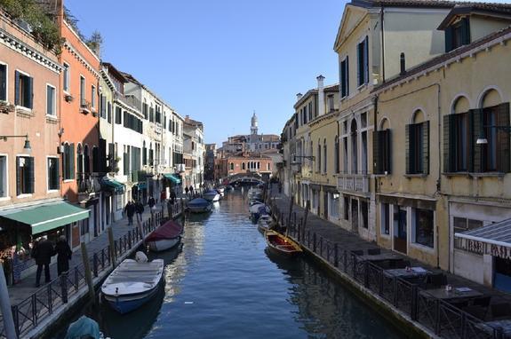 В Венеции объявлен режим ЧС из-за рекордного наводнения