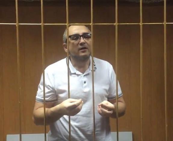 Кантемир Карамзин из СИЗО: Я готов умереть, но своим принципам не изменю