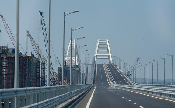 Украинский генерал назвал оружие для «уничтожения» российского Крымского моста