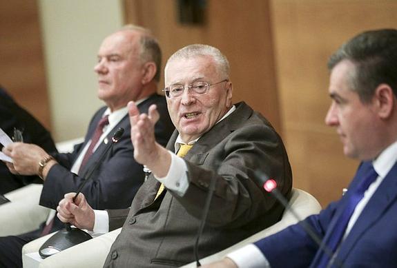 """Жириновский предложил улучшить положение  Лукашенко и  """"воссоединить Русь и Беларусь"""""""