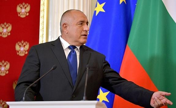 В Софии совершил аварийную посадку самолет с премьером Болгарии Борисовым на борту