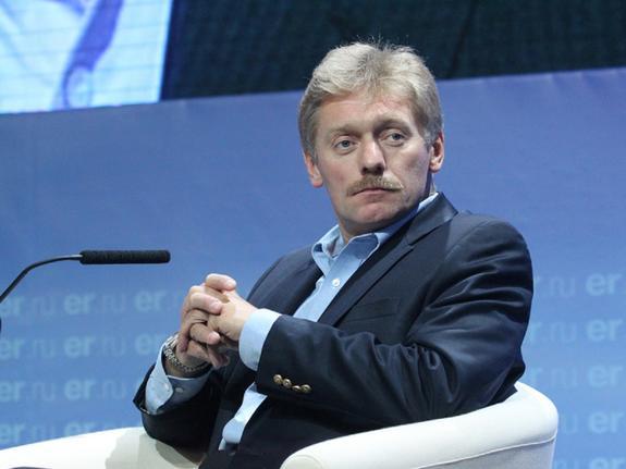 """Песков считает закон об особом статусе Донбасса """"краеугольным"""""""
