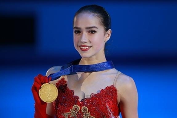 Алина Загитова представит Россию на этапе Гран-при Япония -2019