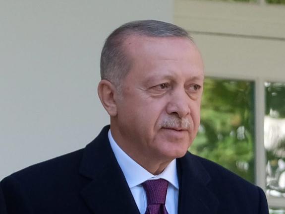 Эрдоган сообщил о невозможности отказа Турции от российских С-400